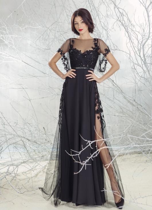 111db359118 Закрытые вечерние платья. Купить закрытое вечернее платье от Натали ...