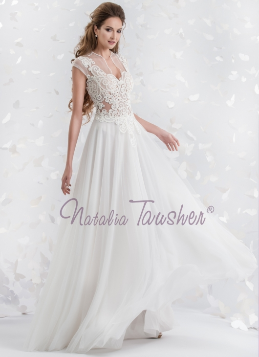 Модельное свадебное